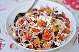 salata de rosii cu seminte